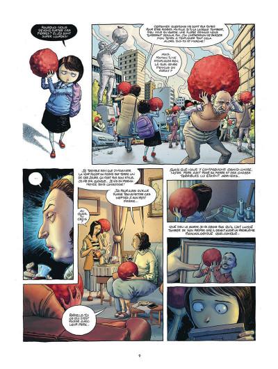 Page 0 Jusqu'ici tout allait bien...