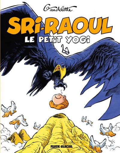 Couverture Sri Raoul - nouvelle edition