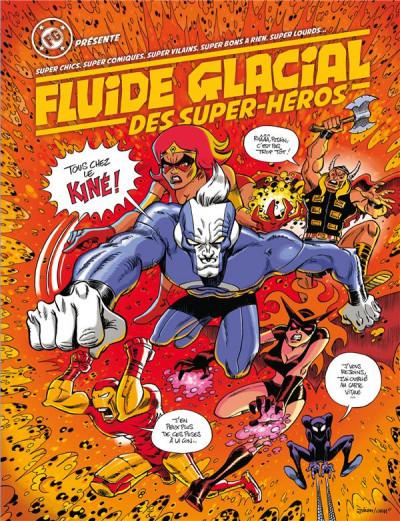 Couverture Super fluide glacial