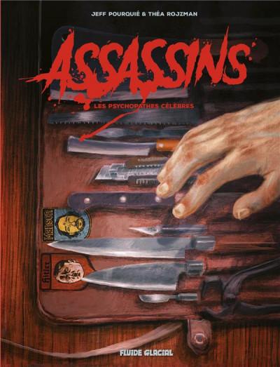 Couverture Assassins