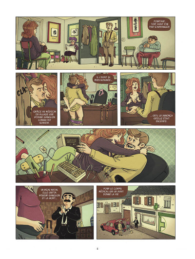 Page 9 Ganglion & fils
