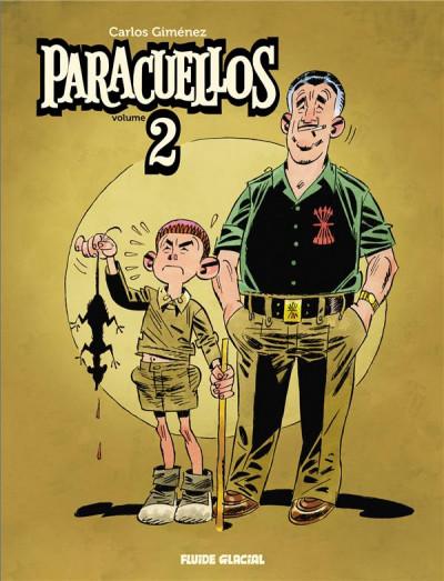Couverture Paracuellos tome 2