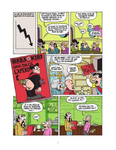 Page 0 Coluche président !