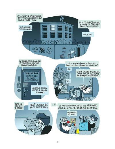 Page 5 Coluche président !