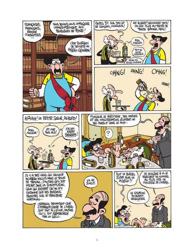 Page 8 Coluche président !