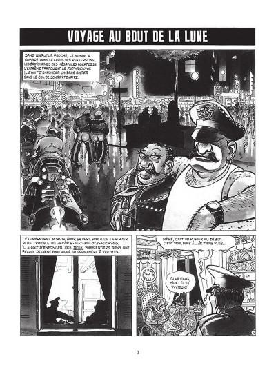 Page 4 Voyage au bout de la Lune