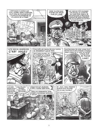 Page 6 Voyage au bout de la Lune
