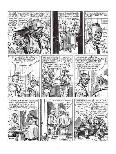 Page 7 Voyage au bout de la Lune