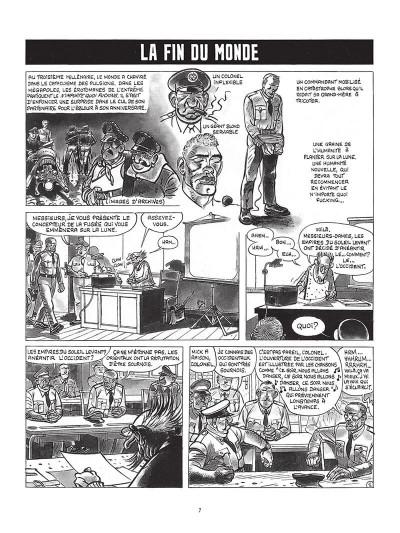 Page 8 Voyage au bout de la Lune