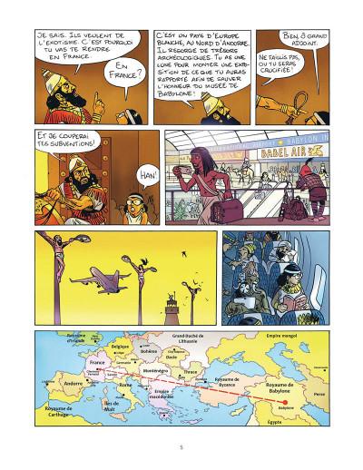 Page 8 Inanna Djoun - Au pays des français