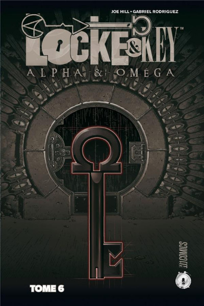 Couverture Locke & key tome 6