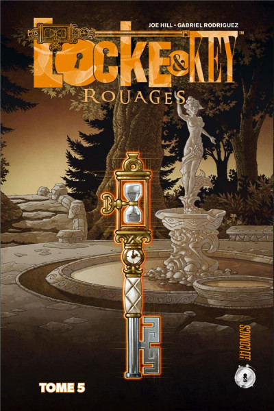 Couverture Locke & key tome 5