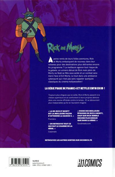 Dos Rick & Morty tome 2