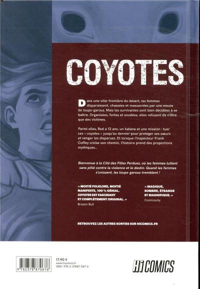 Dos Coyotes tome 1