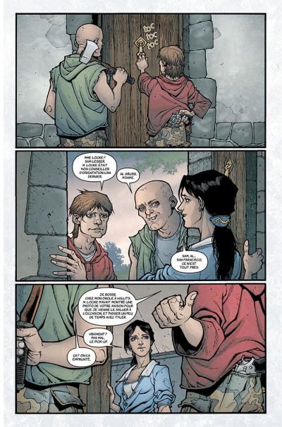 Page 1 Locke & Key tome 1