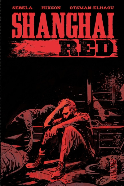 Couverture Shanghai red