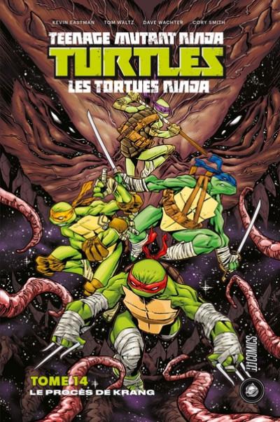 Couverture Les Tortues Ninja - TMNT tome 14