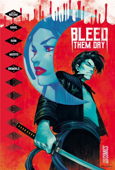 Couverture Bleed them dry