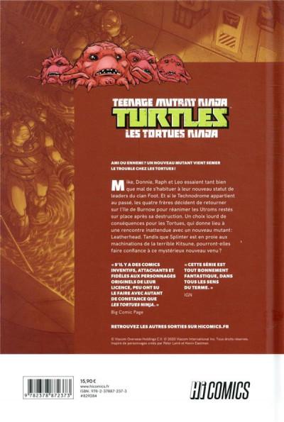 Dos Les tortues ninja - TMNT tome 11