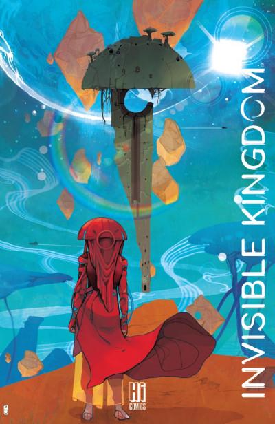 Couverture Invisible kingdom tome 1