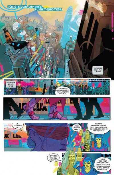 Page 3 Invisible kingdom tome 1