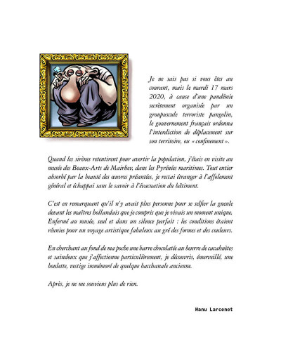Page 4 Confinement en oeuvres