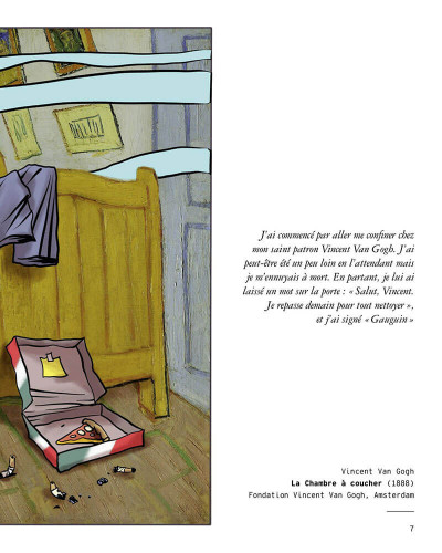 Page 6 Confinement en oeuvres