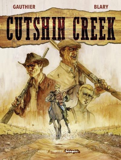 Couverture Cutshin creek