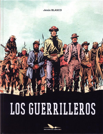 Couverture Los guerrilleros