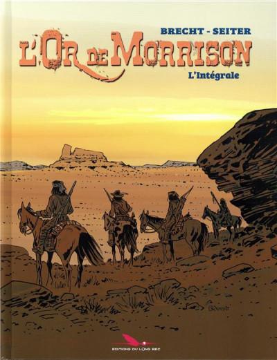 Couverture L'or de Morrison - intégrale