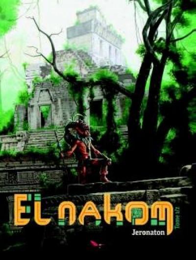 Couverture El Nakom - fourreau tomes 1 et 2