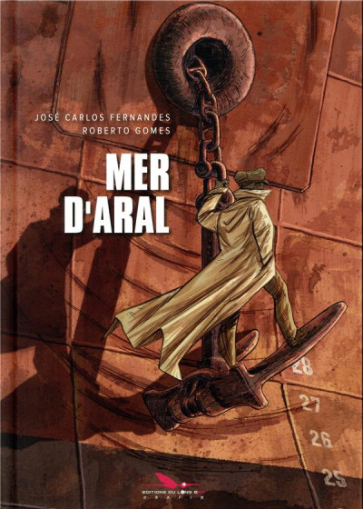 Couverture Mer d'Aral