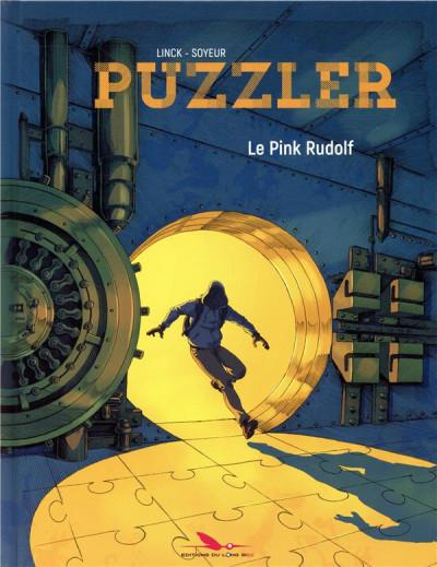 Couverture Puzzler - Le pink rudolf