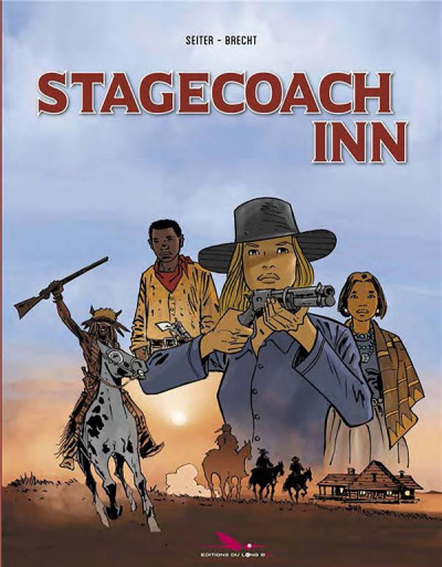 Couverture Stagecoach inn