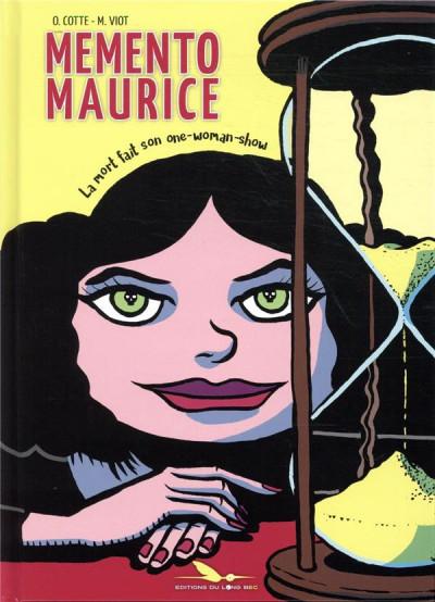 Couverture Memento Maurice