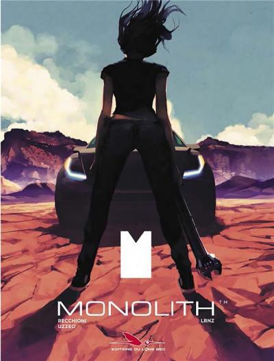 Couverture Monolith tome 2