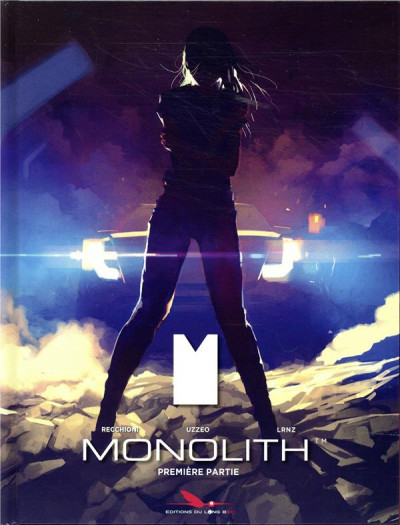 Couverture Monolith tome 1
