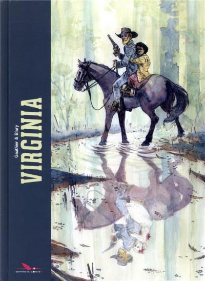 Couverture Virginia - intégrale