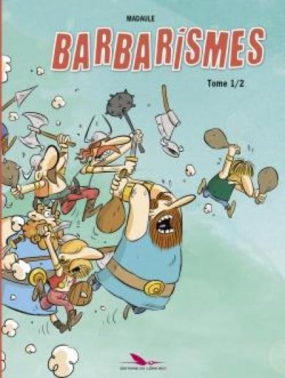 Couverture Barbarismes