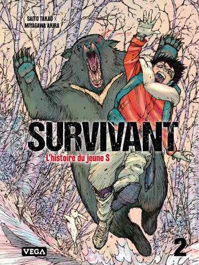 Couverture Survivant tome 2