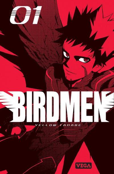 Couverture Birdmen tome 1