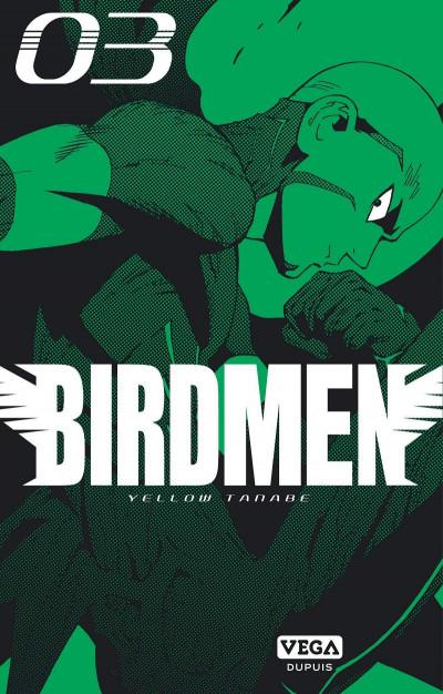 Couverture Birdmen tome 3