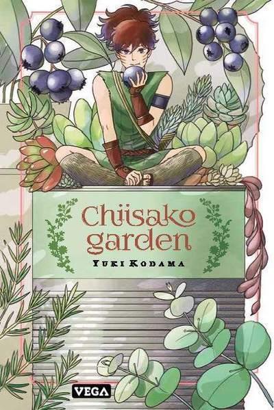 Couverture Chisako's garden
