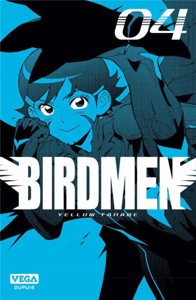Couverture Birdmen tome 4