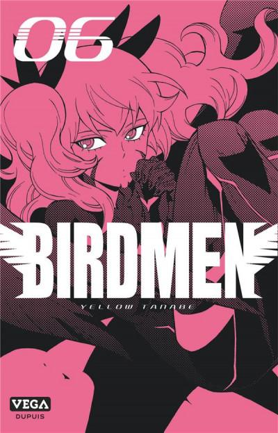 Couverture Birdmen tome 6