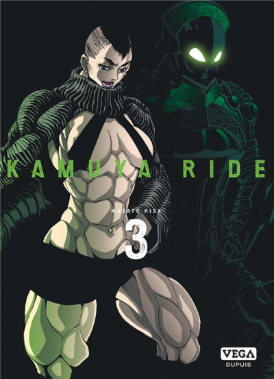 Couverture Kamuya ride tome 3