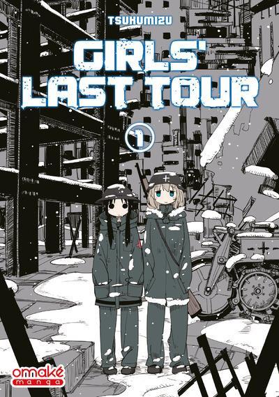 Couverture Girls last tour tome 1