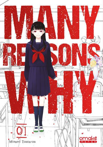Couverture Many reasons why tome 1