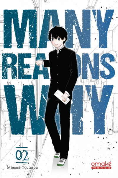 Couverture Many reasons why tome 2