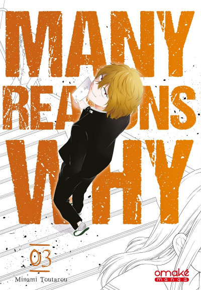 Couverture Many reasons why tome 3